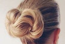 Get it up!  / Updos that we love!
