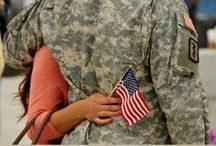 Military Families / If you or a member of your family is in the military, Redstone has trusted advice just for you.