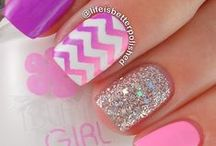 N A I L S / gorgeous naily bits!