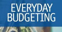 Everyday Budgeting / Whatever your income or expenses, everyone wants to be smart with their money, and get the best bang for their buck. Let Redstone help!
