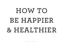 Health & Fitness / living your best life