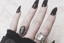sass / makeup | jewelry | nails