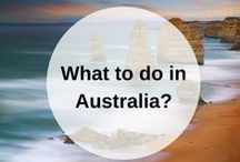 AUSTRALIA guidebook / What to do when you go to Australia? Pin your own guidebook with all the places to eat, see and visit here. Find your Australian guidebooks here:  www.favoroute.com/country/australia
