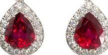 Ruby Jewellery / Stunning unique, Ruby pieces by Rutherford.