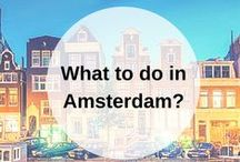 AMSTERDAM guidebook / What to do when you go to Amsterdam? Pin your own guidebook with all the places to eat, see and visit here. Find your Amsterdam guidebooks here:  https://www.favoroute.com/city/amsterdam