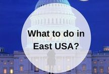 EAST COAST USA guidebook / What to do when you go to East Coast of the USA? Pin your own guidebook with all the places to eat, see and visit here. Find your United States guidebooks here:   www.favoroute.com/country/united-states