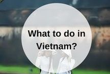 VIETNAM guidebook / What to do when you go to Vietnam? Pin your own guidebook with all the places to eat, see and visit here. Happy travels! www.favoroute.com/country/vietnam