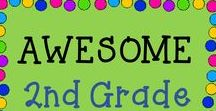 AWESOME Second Grade / This is a collaborative board about the best and greatest from TPT sellers of Second Grade resources! Just e-mail me at rozellmail@gmail.com or message me through Pinterest if you'd like to join! Also, please follow my boards and pin items from here to your boards! Let's make this a win-win! Thanks!