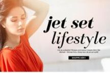 TRENDER - Jet set lifestyle / Jet set lifestyle #ragladyandtaraonline #michaelkors #marcbymarcjacobs #toryburch