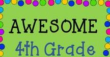 AWESOME Fourth Grade / This is a collaborative board about the best and greatest from TPT sellers grade 4 resources! Just e-mail me at rozellmail@gmail.com or message me through Pinterest if you'd like to join! Also, please follow my boards and pin items from here to your boards! Let's make this a win-win! Thanks!