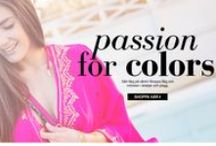 TRENDER -  Passion for colors / Inspiration, fashion Passion for colors #ragladyandtaraonline
