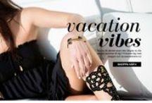TRENDER - Vacation vibes / Inspiration #fashion #summer#ragladyandtaraonline