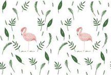 Patterns & Backgrounds / - inspiration -
