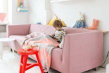 Gelderland Furniture pinned / Gelderland meubelen kom je overal tegen in verschillende stylen en settings.