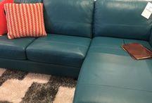 Lounge colour pallets
