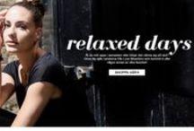 Trender - Relaxed days / Relaxed days! #ragladyselovesbags #ragladyandtaraonline #lovemoschino