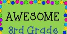 AWESOME Third Grade / This is a collaborative board about the best and greatest from TPT sellers of third grade resources! Just e-mail me at rozellmail@gmail.com or message me through Pinterest if you'd like to join! Also, please follow my boards and pin items from here to your boards! Let's make this a win-win! Thanks!