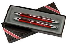 Custom Executive Pen Ideas / Executive pens make the ultimate executive gift or handout to display your company logo or brand design. Never go unnoticed with these modern and sleek designs that put all other promotional pens to shame!