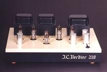 Amplificateur Hifi Vintage à lampes - Amplis d'exception
