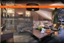 Nos créations web / Développement de site Internet pour les hôtels indépendants. Quelques réalisations aussi en dehors de notre spécialité de webmaster hôtelier...