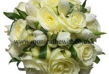 Wedding Bouquets Monica F Hewitt Florist Sheffield / Monica F Hewitt Florist Sheffield 197 Middlewood Road, Sheffield, South Yorkshire S6 4HD 0114 234 5652 http://www.monicafhewitt.co.uk