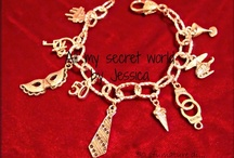 50 shades ispired ...jewerly handmade / jewerly