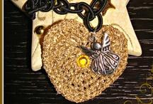 Crochet jewerlyHandmade