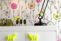 Kids room inspiration / by Steppy M