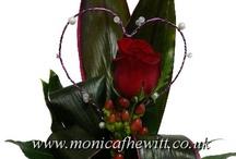 Valentines Flowers Sheffield / Monica F Hewitt Florist Ltd 197 Middlewood Road, Sheffield, South Yorkshire S6 4HD 0114 234 5652 http://www.monicafhewitt.co.uk