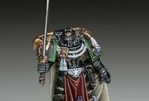 Warhammer 40k / Warhammer, 40k, Sci-fi, Fantasy