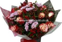 Flowers Delivered in Sheffield / Here are many of the Bouquets and flower arrangements Monica F Hewitt Deliver in Sheffield :)