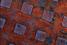 T E X T U R E S / Lovely details and rhythms of nature.