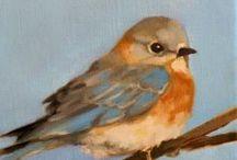 Birds / by Mary Scott Blake