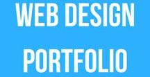 Web Design Portfolio / Web Design Portfolio showcasing websites by Daniel Ferrigon and tips to create stunning, efficient and responsive websites.