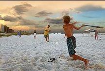 Mornington - Boys on the Beach