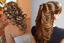 ♕Cabelos e Penteados!♛♛♛ / Veja como fazer penteados básicos ou sofisticados, qual é o corte de cabelo ideal para você, dicas para cabelos curtos, cabelos crespos, cabelos cacheados, . / by .*♡*Andréia Sgorlon ♥ ❥♥