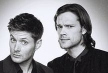 Carry on my Wayward Son / Saving people. Hunting things. The family business.