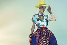 style ideas / Ankara, Kitembe, african print styles