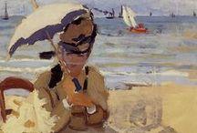 Claude Monet / Sono costretto a continue trasformazioni, perché tutto cresce e rinverdisce. Insomma, a forza di trasformazioni, io seguo lanaturasenza poterla afferrare. C.M