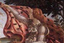 Dipinti Sandro Botticelli