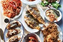 My favourite Italian dishes