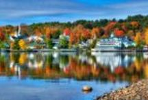 NH Lakes Region / by Newburyport Chamber of Commerce