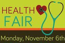 Health Fair / Fun Walk Ideas