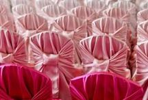 Wedding Theme: Pink / The best ways to bring pink into your wedding day