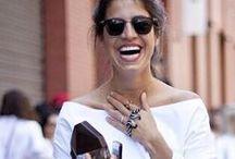 Blogger Celebrities in Glasses