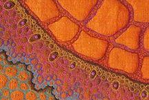 Warm Hues / All shades orange, pink, and yellow