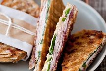 Sandwiches, Paninis and Breads