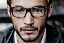 Eyedolatry for Men / Men's glasses fashion