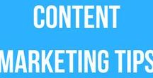 Content Marketing / It's not enough to just put your image out there. Your content should pair with the image you posted. It is how you relate yourself and your audience. Content marketing is important in promoting your brand and make them understand how your services could help them.