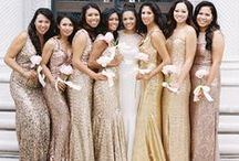 Wedding Theme: Glitter / Who doesn't LOVE glitter?!